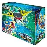 BSTCAR 360 tarjetas de caja de refuerzo de destinos brillantes compatibles con Pokemon,juego de cartas de juegos dedicados de anime, colección de animación de dibujos animados regalo,versión inglesa