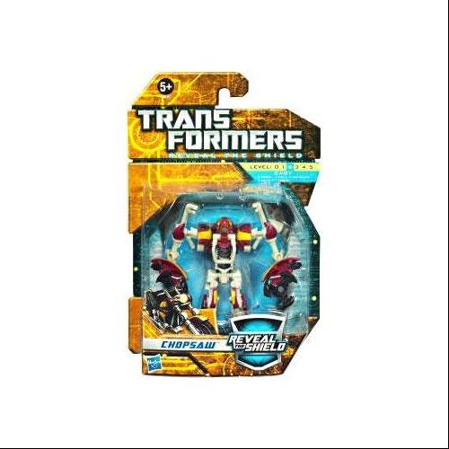 Transformers Reveal The Shield Scout Chopsaw