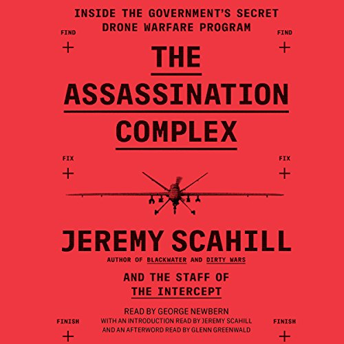 The Assassination Complex audiobook cover art