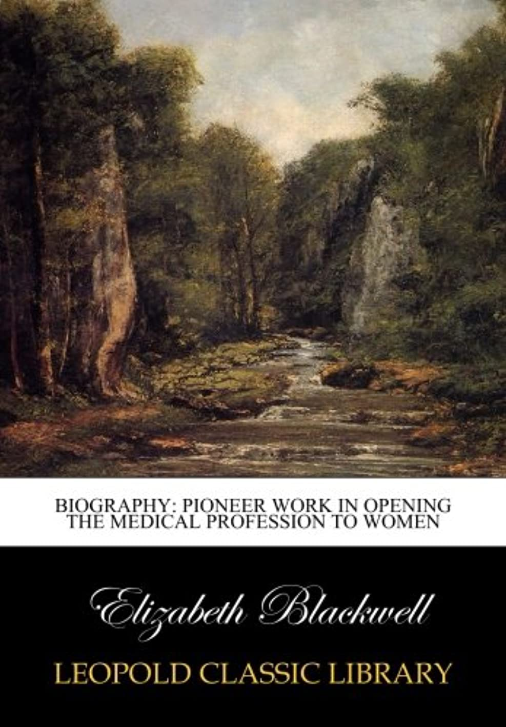 間違っている予防接種する大学生Biography: Pioneer work in opening the medical profession to women