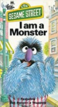 I Am a Monster (A Golden/Sesame Street Sturdy Book)