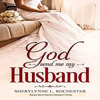 God Send Me My Husband audiobook cover art