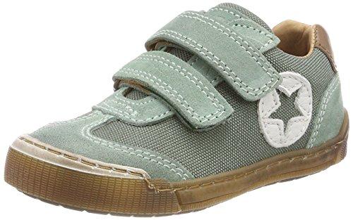 Bisgaard Unisex-Kinder Klettschuhe Sneaker, Grün (Mint), 31 EU