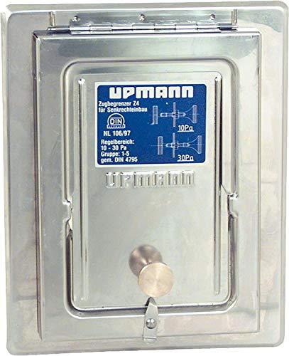 Upmann 30187 Zugbegrenzer Z5270 V2A 14x20 m it Explosionsklappe