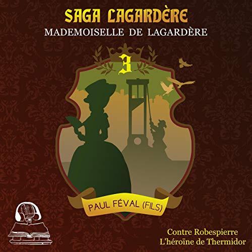 Mademoiselle de Lagardère cover art