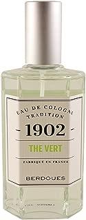Berdoues Eau de Cologne Spray, Green Tea, 4.2 Fl Oz