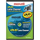 Best Dvd Cleaners - Maxell 190059 DVD Only Lens Cleaner, with Equipment Review
