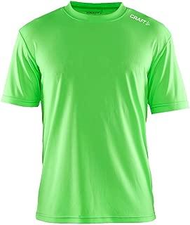 Craft Sportswear Men's Community Fitness Athletic Sport Wicking Regular Fit Short Sleeve Shirt