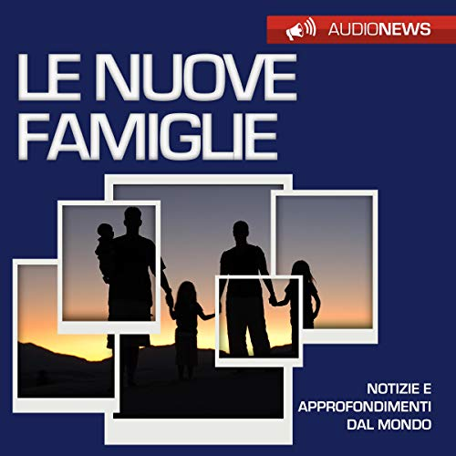 Le nuove famiglie copertina