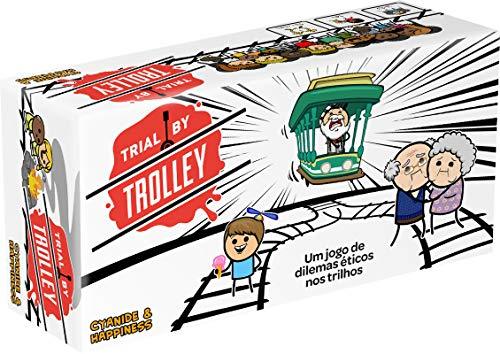 Trial by Trolley, Galápagos Jogos
