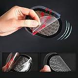HARPIMER Electrodos Electroestimulador Almohadillas Electrodos Pads, Electrodos Body Pads Gel Adhesivo Compatible para Abdominal Belts
