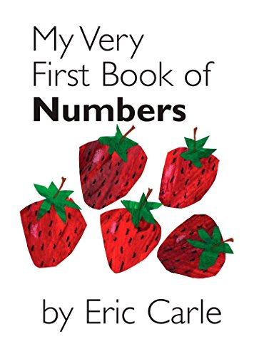 Product Image of the My Very First Book of Numbers