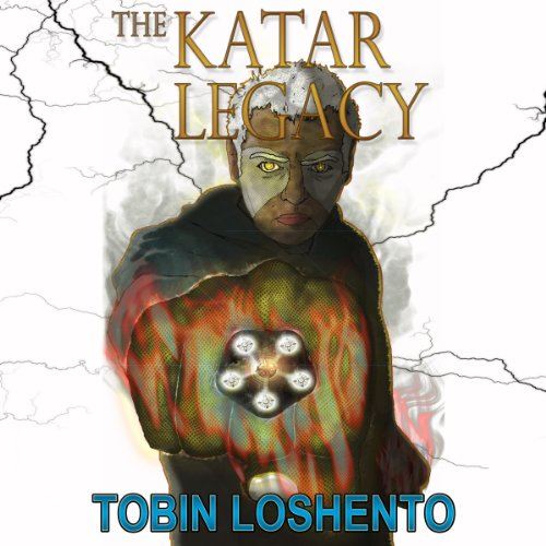 The Katar Legacy audiobook cover art