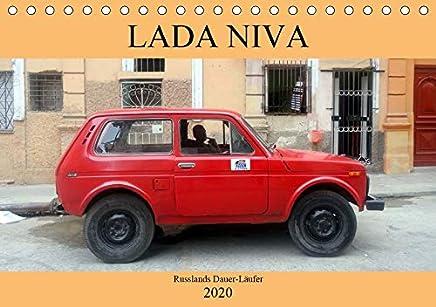 da26a48f9 LADA NIVA - Russlands Dauer-Läufer (Tischkalender 2020 DIN A5 quer): Der