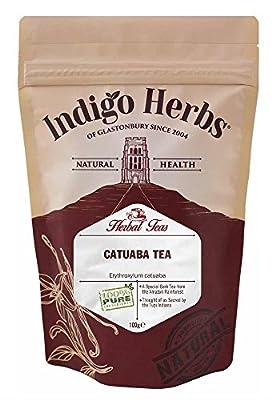 Catuaba Shredded Bark Loose Herbal Tea - 100g