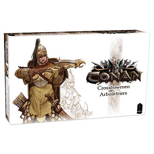 Asmodee–mocon06fr–Conan–Crossbowmen/Armbrustschützen