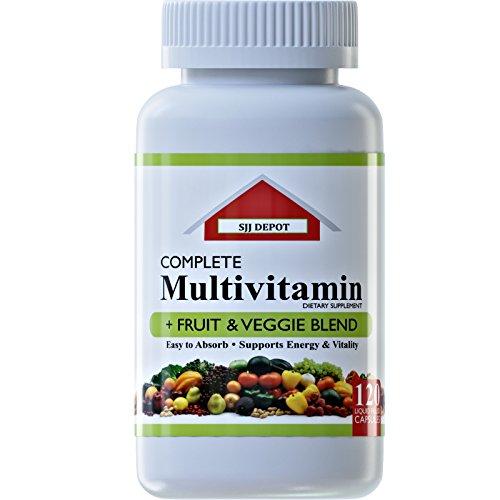 Best Multivitamin for Senior Women