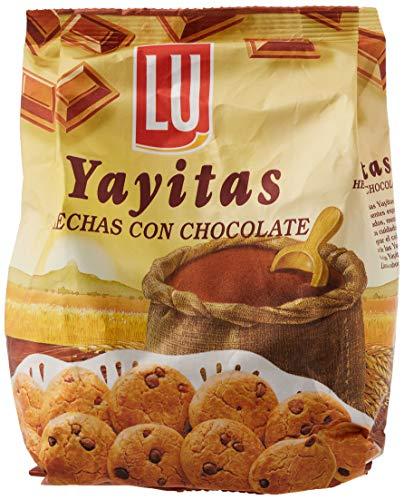 Lu Yayitas Chocolate Galletas de Cereales, 250g