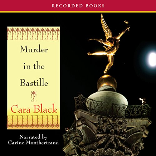 Murder in Bastille audiobook cover art