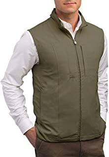 RFID Travel Vests for Men with Pockets - Rugged Travel Clothing