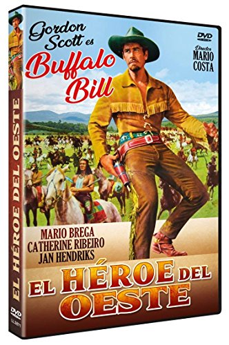 El heroe del oeste [DVD]