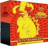 Pokemon Sword & Shield Vivid Voltage Elite Trainer Box - 8 paquetes