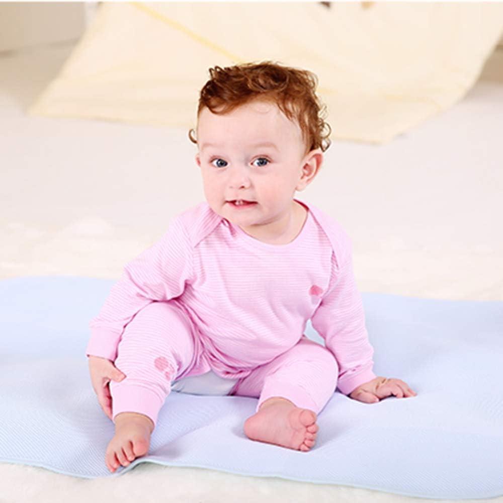 GESS Bébé bébé bébé bébé Matelas claquant, ménage al-Baby Coussin d'urine bébé, la sécurité de la Peau et la santé Blue
