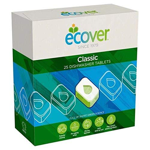 Ecover Classic Geschirrspültabs, 25 Stück