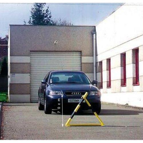 Mottez b315 C 1-Foot Barrière de Parking