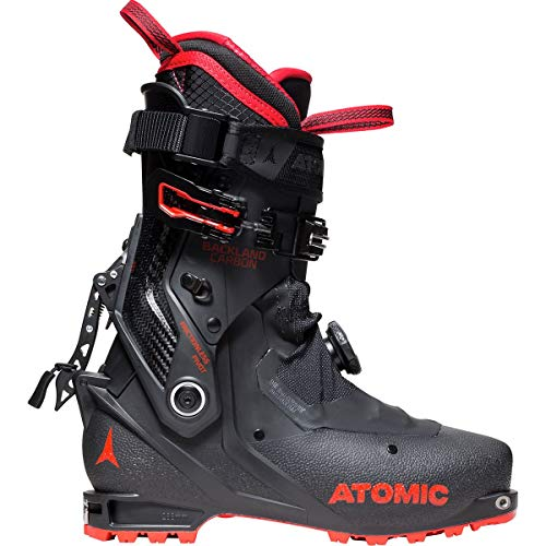 Atomic Backland Carbon Alpine Touring Boot Black/Red, 26.5