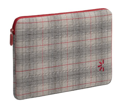 Case Logic ENST-110 7 - 10.2-Inch Laptop/iPad/Netbook Sleeve (Plaid)