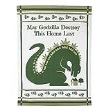 getDigital Geschirrtuch May Godzilla Destroy This Home Last