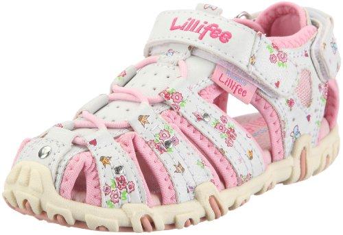 Prinzessin Lillifee Alice 430350, Baskets Mode Fille - Blanc-TR-D3-16, 25 EU