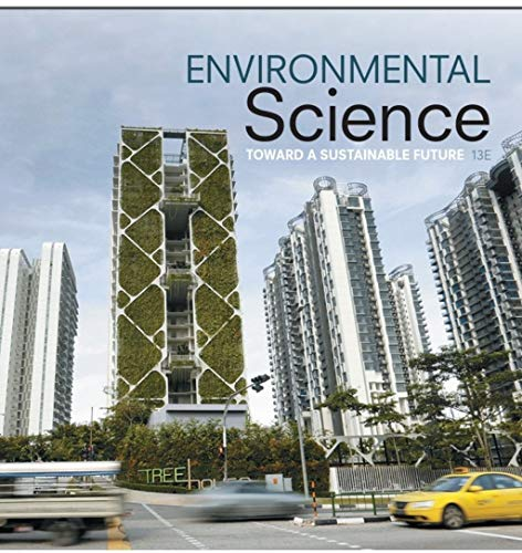 Environmental Science : Towards A Sustainable Future: 13th Edition (English Edition)