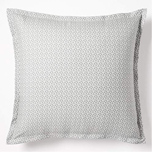 Best Prices! Robert Graham Home Tapestry Hedgerow 400 Thread Count Italian Percale Woven with Extra-Fine Long Staple Cotton Euro Pillow Sham (Euro)