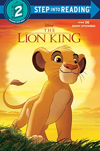 The Lion King Deluxe Step Into Reading (Disney the Lion King) (Step Into Reading, Step 2)