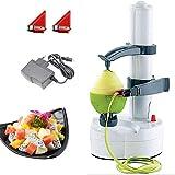 Yqdhb Elektro-Obst- Und Gemüseschäler Elektro-Schäler Automatischer Rotierender Apfelschäler...