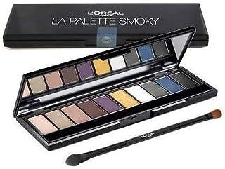 L'Oreal Paris Color Riche Eyeshadow Platte - 4.5 ml, La Palette Smoky 1
