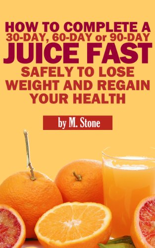 How to Complete a 30, 60 or 90-day Juice Fast Safely to Lose...