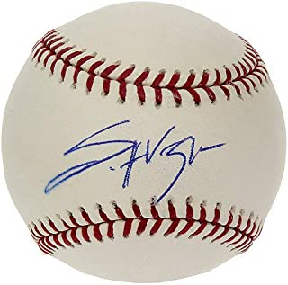 Andy Van Slyke Autographed Signed Official Rawlings MLB Baseball - PSA/DNA Certified Authentic