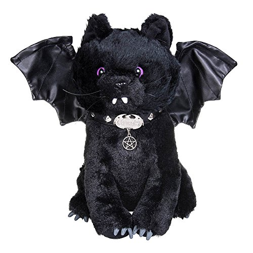 Spiral Direct BAT CAT - Winged Collectable Soft Plush Toy 12 inch by Spiral Direct