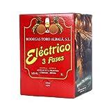 TORO ALBALÁ FINO'ELÉCTRICO' 3 FASES SIN FILTRAR BAG IN BOX 5L.
