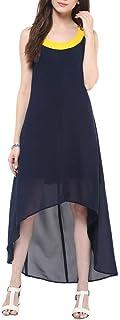Zima Leto - Abito da donna con vestibilità fluo