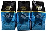 Blue Mountain Blend Ground Coffee, 10-Ounce (Pack of 3)