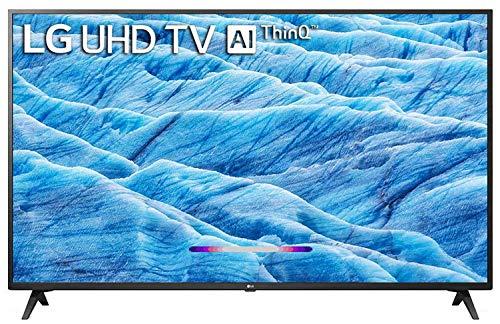LG 164 cm (65 inches) 4K Ultra HD Smart IPS LED TV 65UM7290PTD (Ceramic Black) (2020 Model)
