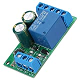 Compatible DC 12V-15V Control de nivel de agua Interruptor de nivel de líquido controlador controlador de nivel módulo de interruptor para acuario tanque de peces