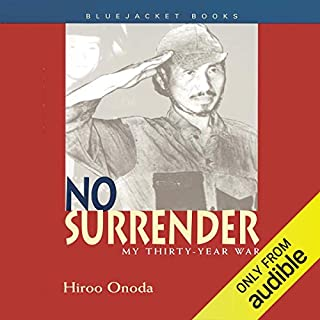 No Surrender audiobook cover art