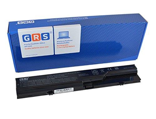 GRS Batería para HP Compaq 625 325 425 320 620 420 ProBook 4520s 4320s 4325s HP 620 sustituye a: HSTNN-UB1A HSTNN-CB1B HSTNN-I86C HSTNN-XB1A PH06047 PH06 HSTNN-CBOX HSTNN-Q78C