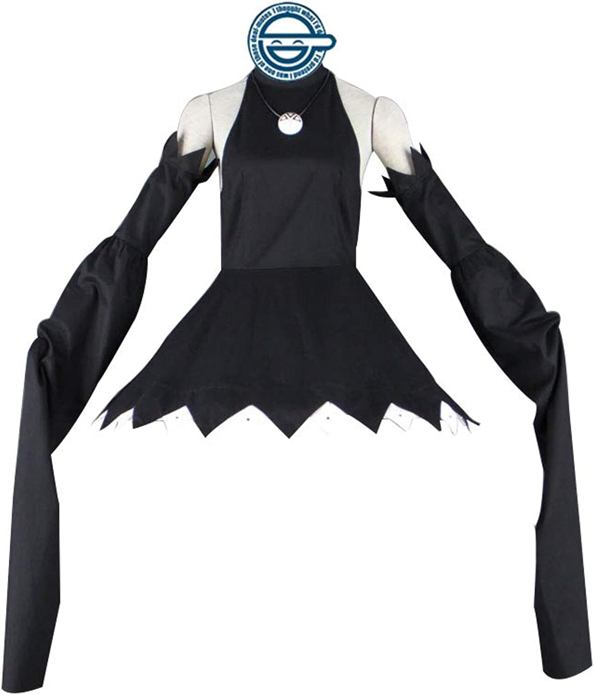 4Fun Women's Soul Eater Cosplay Blair Dress 1st