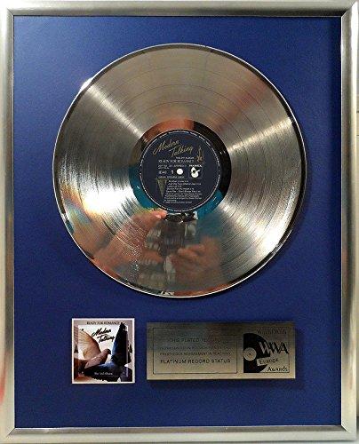 Modern Talking - Ready for Romance platin Schallplatte (goldene gold record)